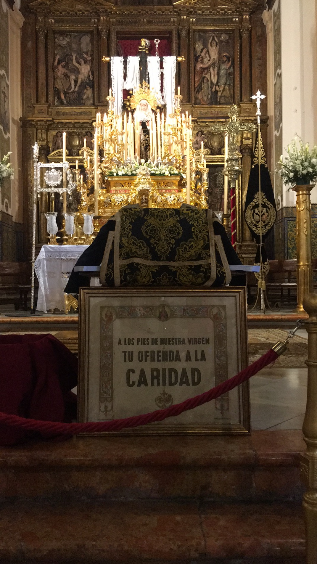 Video de Ofrenda de Caridad